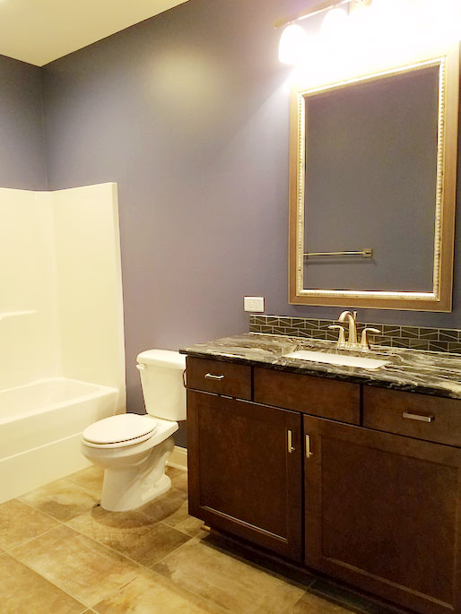 Wichita Interior Designer Bathroom